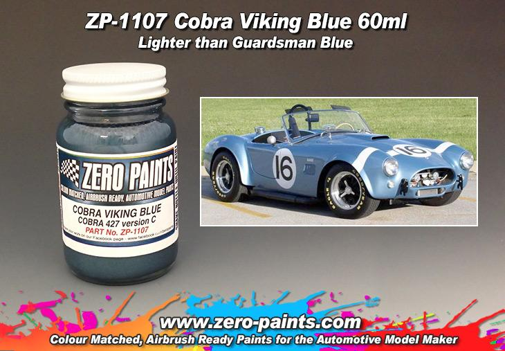 Cobra Viking Blue Paints 60ml