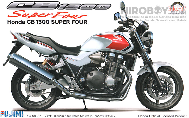 1 12 honda cb1300 super four 1998 fuj 141503 fujimi. Black Bedroom Furniture Sets. Home Design Ideas
