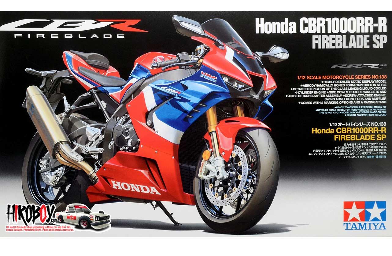 1 12 Honda Cbr1000rr R Fireblade Sp Tam14138 Tamiya