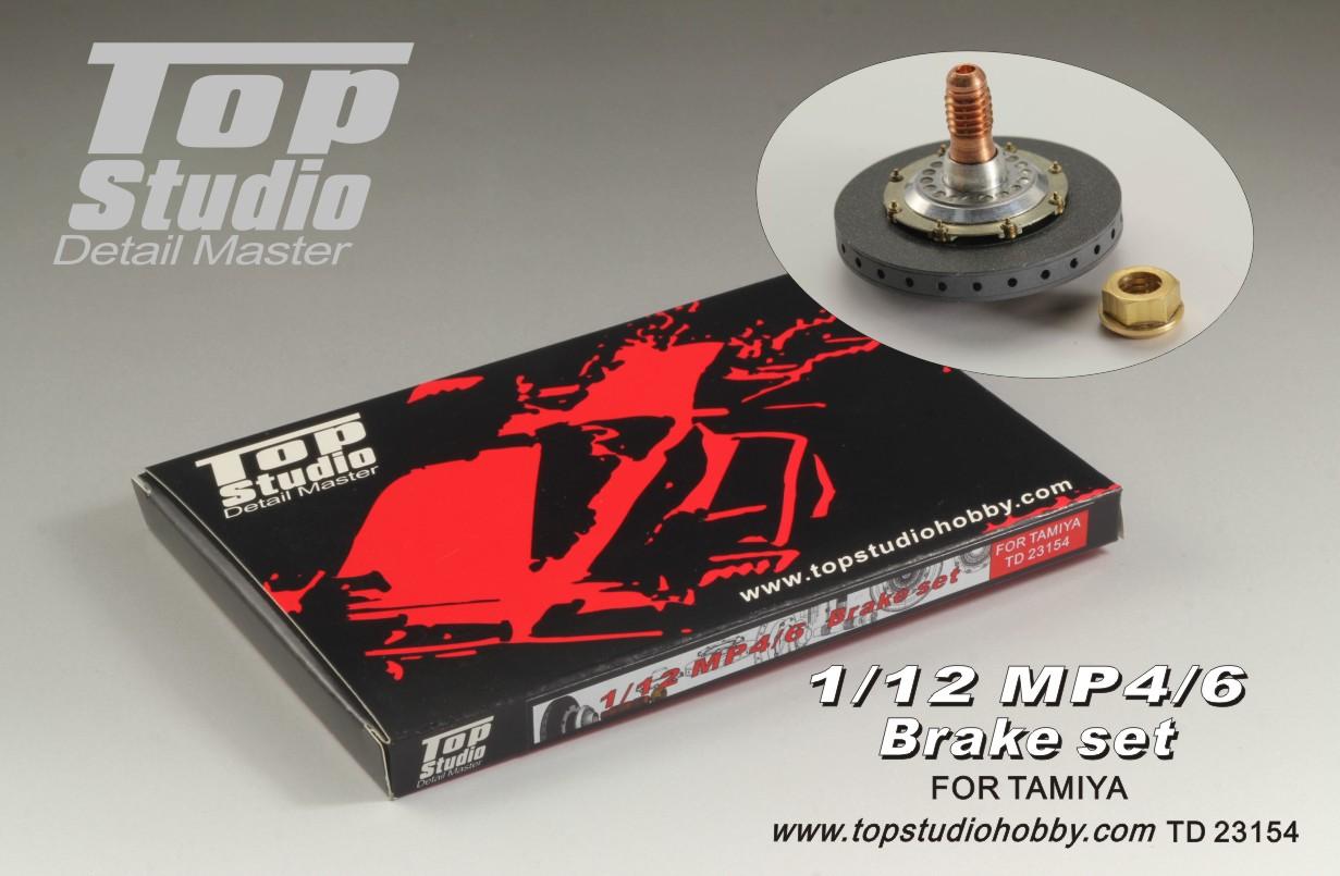 112 Mclaren Mp4 6 Brake Set Td23154 Top Studio Mt 7 Wire Diagram