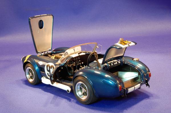 24 ac cobra 427 vera multi media model kit mfh k199 model