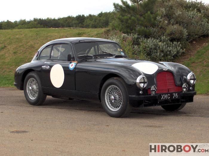 DB6  Aston Martin