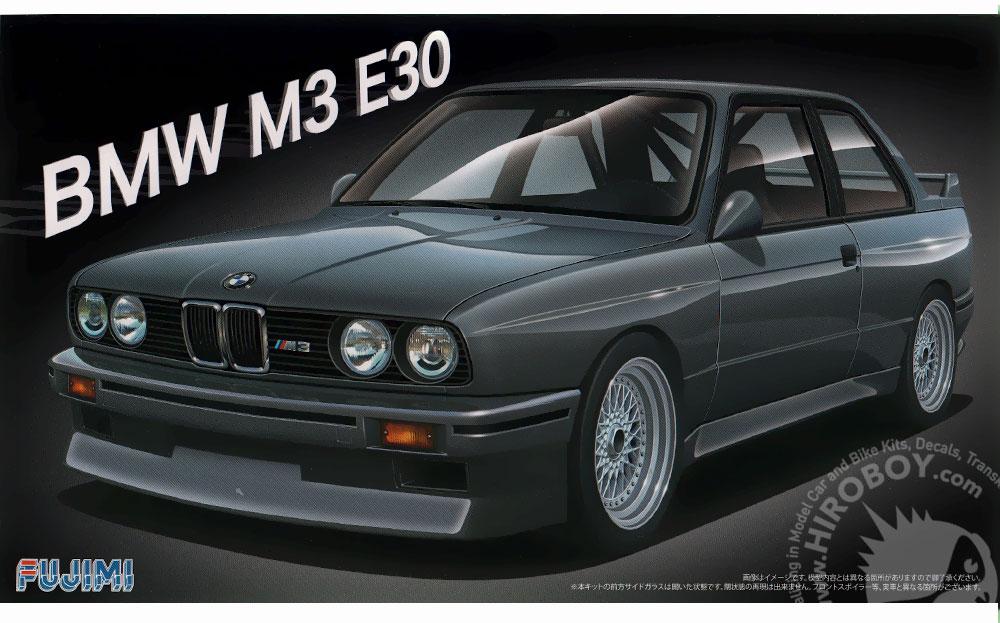 1 24 Bmw M3 E30 Fuj 125725 Fujimi