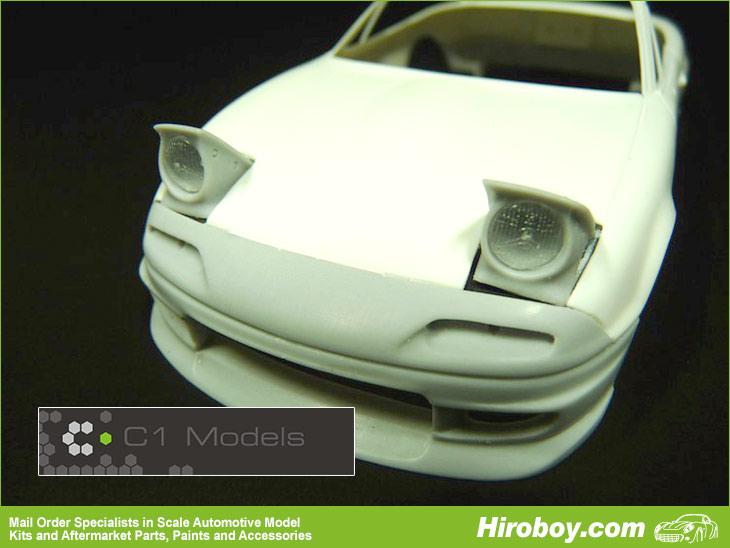 Mazda Miata Parts >> 1:24 Pop-up Headlight Set for Mazda MX5/Miata | C1-MX5 | C1 Models