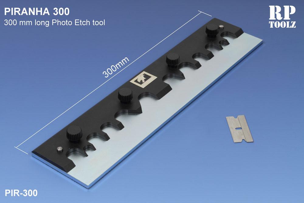 Compare Shipping Rates >> Piranha 300mm Long Photoetch Folding/Bending Tool   PIR ...