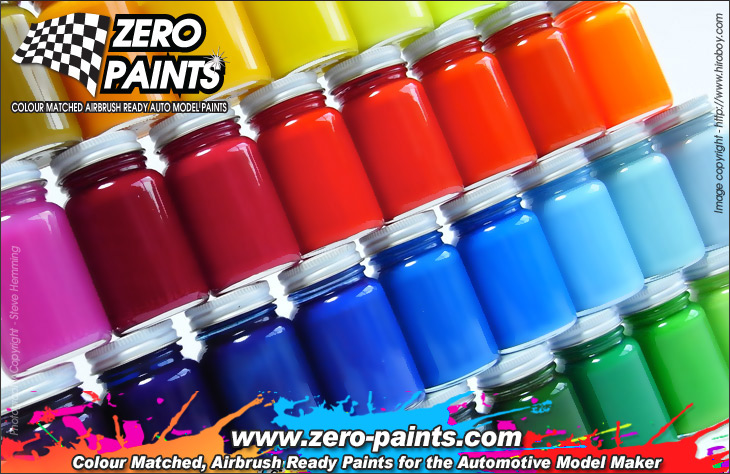 New Mini Bmw Paints 60ml Zp 1027 Zero Paints