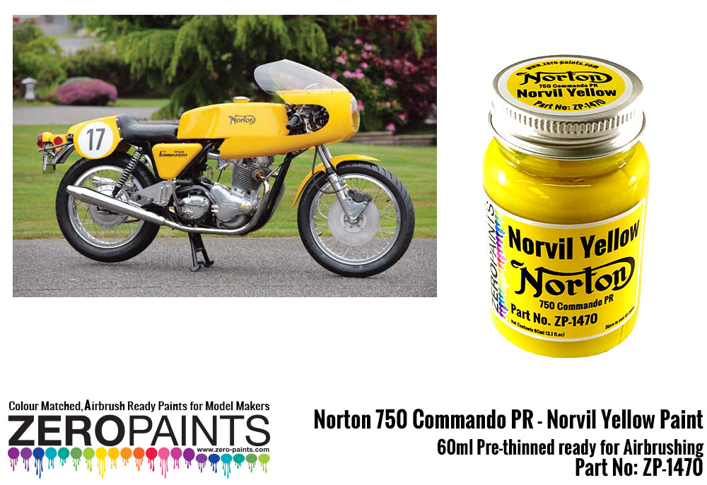 Norton 750 Commando PR