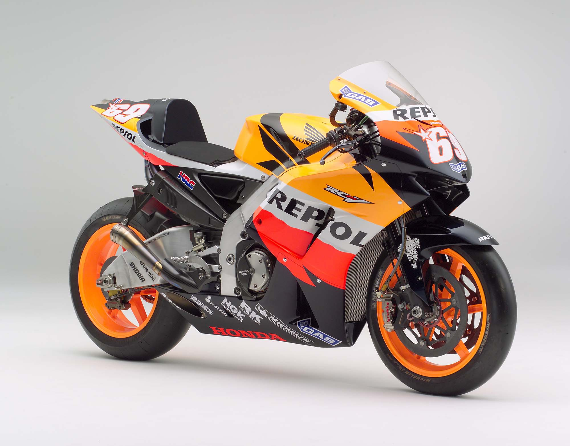 repsol honda rc211v 2006 paint set 5x30ml zp 1037 zero paints. Black Bedroom Furniture Sets. Home Design Ideas