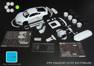 EK1-2024 Radachsenset für viele 1:18er RC Cars